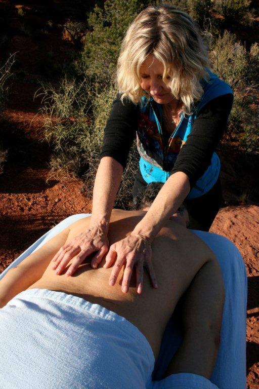Sedona Massage and Relaxing Bodywork